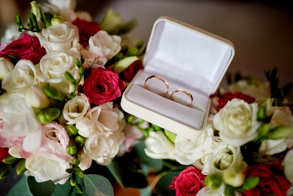 Obrączki ślubne w Sandomierzu