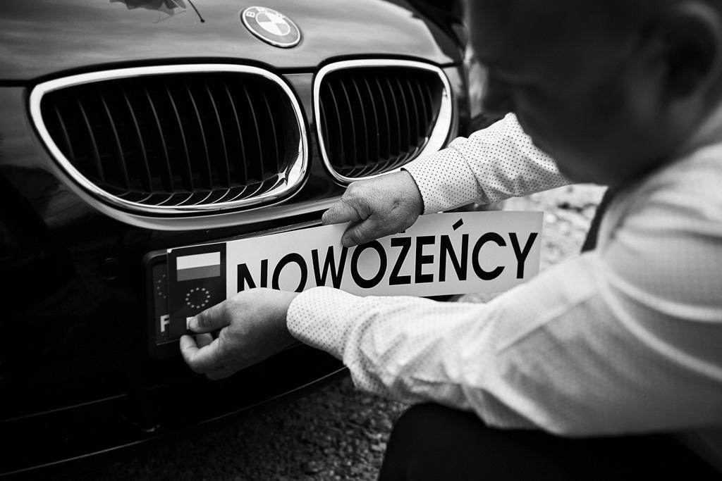 Samochód na wesele Sandomierz