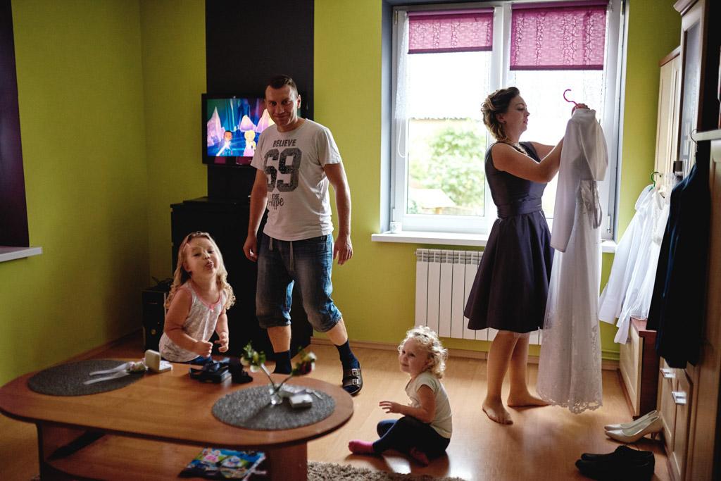 Ślub i wesele w Sandomierzu