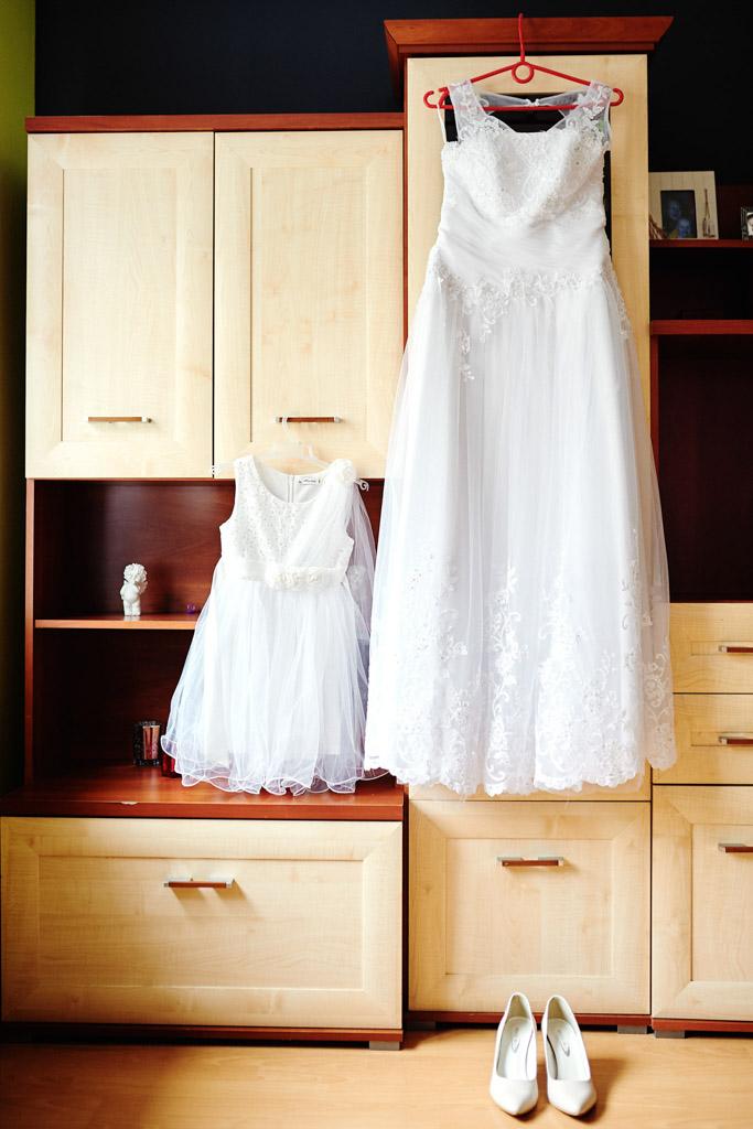 Suknia ślubna z Tarnobrzegu