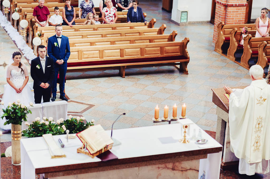 fotografia ślubna z innej perspektywie
